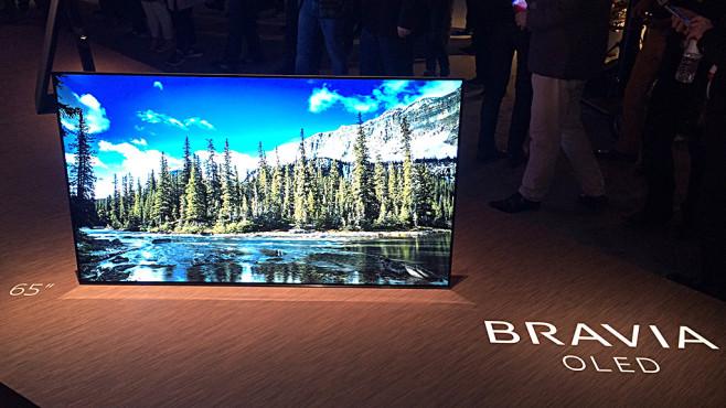 OLED-Fernseher: Sony Bravia A1 ©COMPUTER BILD