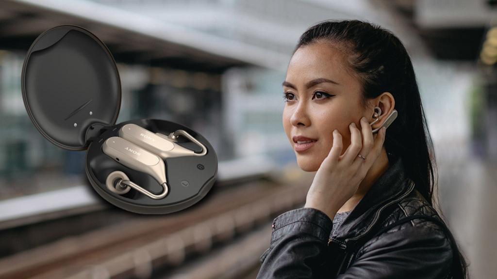 In-Ear zwischen zwei Welten: Sony Xperia Ear Duo im Test