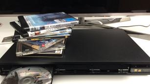 Dieser Player spielt alles - und noch viel mehr So vielseitig wie der Sony UBP-X800 ist kaum ein anderer Player: Neben sämtlichen Film-Discs spielt der Sony auch DVD-Audio und SACD ab. ©COMPUTER BILD