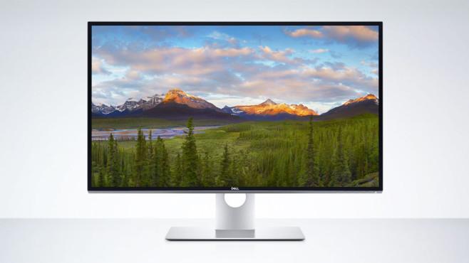 8K-Monitor von Dell ©Dell