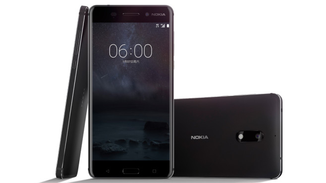 Nokia 6: Full-HD-Display und schickes Design © HMD Global