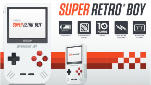 Super Retro Boy © Retro-Bit