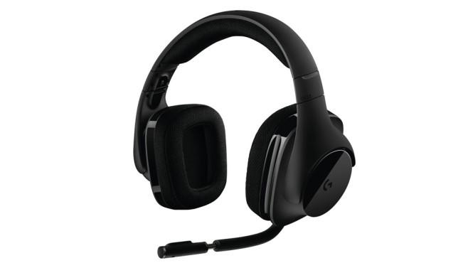 Logitech G533 Gaming-Headset ©Logitech