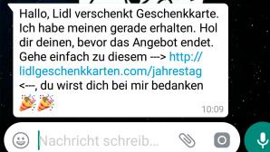 Fake-WhatsApp-News ©COMPUTER BILD