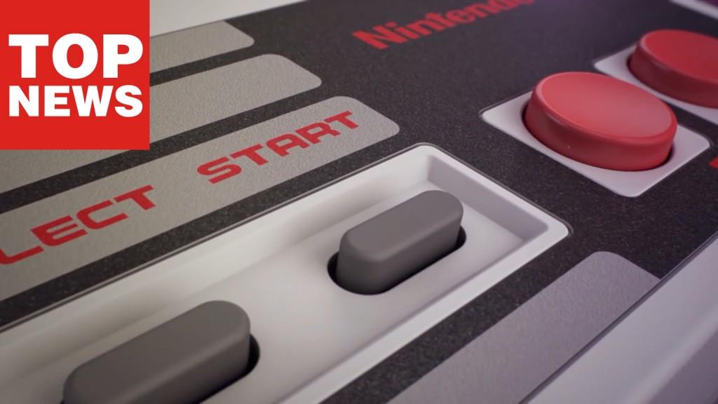Mehr Spiele: NES Classic Mini gehackt