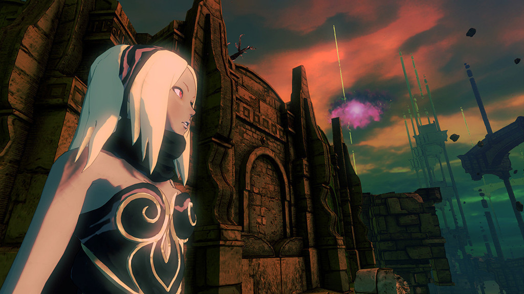 Gravity Rush 2 © Sony