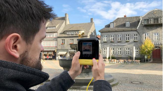 Polaroid Pop im Test ©COMPUTER BILD