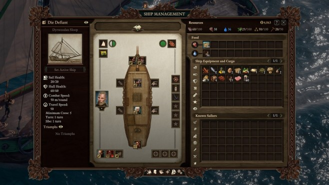 Pillars of Eternity 2 – Deadfire ©Obsidian Entertainment