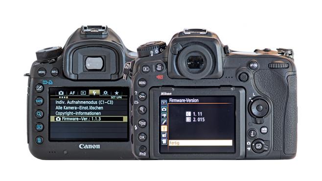 Digitalkameras: Aktuelle Firmware finden ©COMPUTER BILD