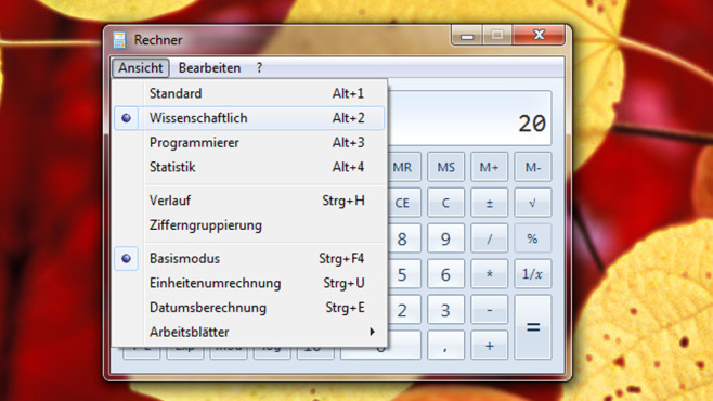 Taschenrechner-Fehler vermeiden ©COMPUTER BILD