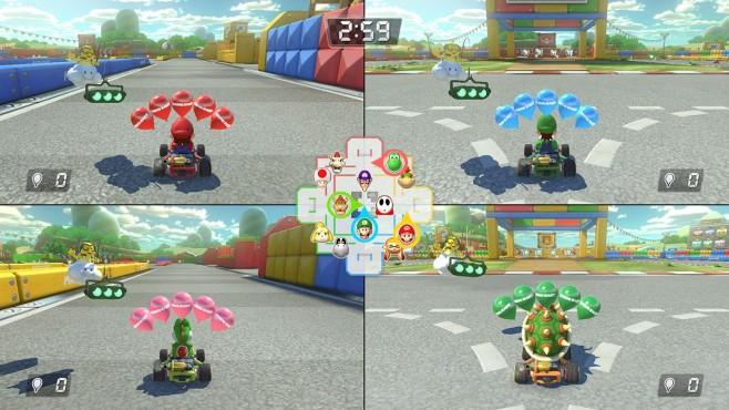 Mario Kart 8 Deluxe ©Nintendo