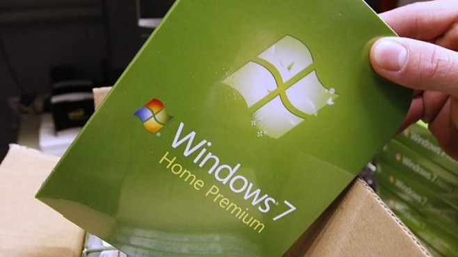 Windows 7 © dpa-Bildfunk
