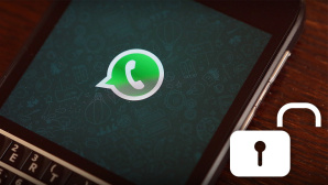 WhatsApp mit Hintert�r? © Adam Berry / getty images