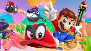 Super Mario Odyssey ©Nintendo