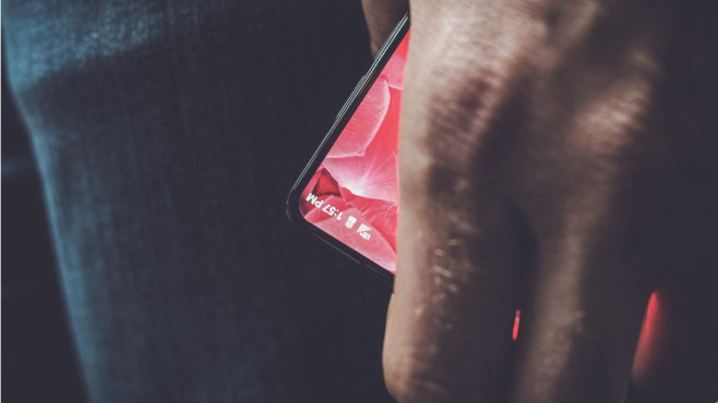 Andy Rubins kommendes Smartphone ©Twitter/Andy Rubin