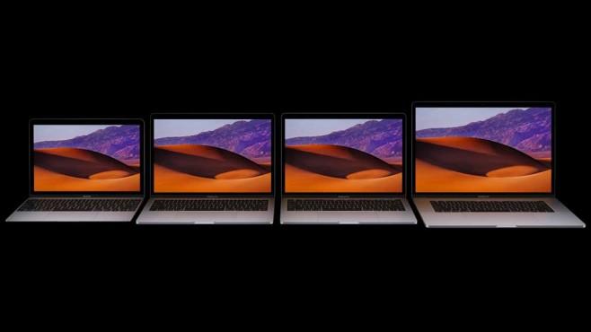 MacBooks ©Apple