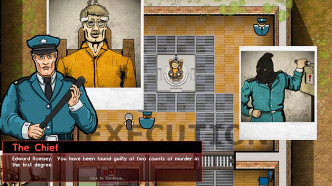 Prison Architect © Introversion Software