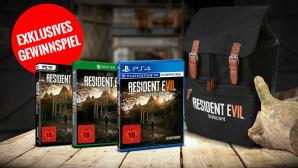Resident Evil 7 Gewinnspiel ©magdal3na – Fotolia.com, Oliver Sved – Fotolia.com, Capcom