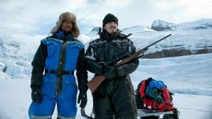 Zwei Gangster im Schnee ©SWR/Sky UK Limited