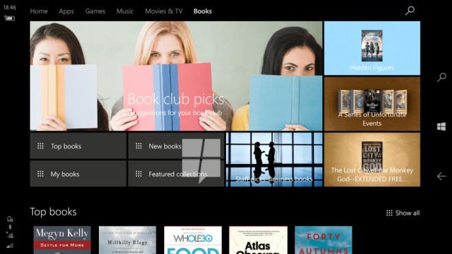 Windows 10: eBooks ©MSPowerUser.com