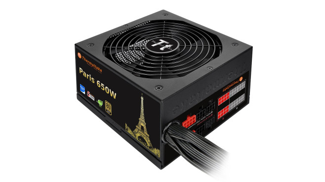 Thermaltake Paris 650W © Thermaltake
