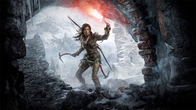 Rise of the Tomb Raider: PS4-Demo © Square Enix