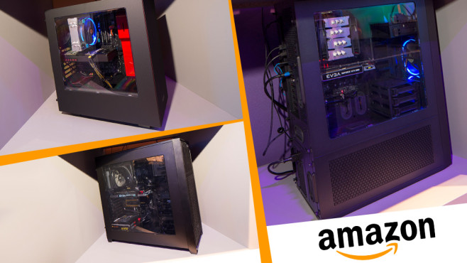 Amazon-Gaming-PCs © Amazon