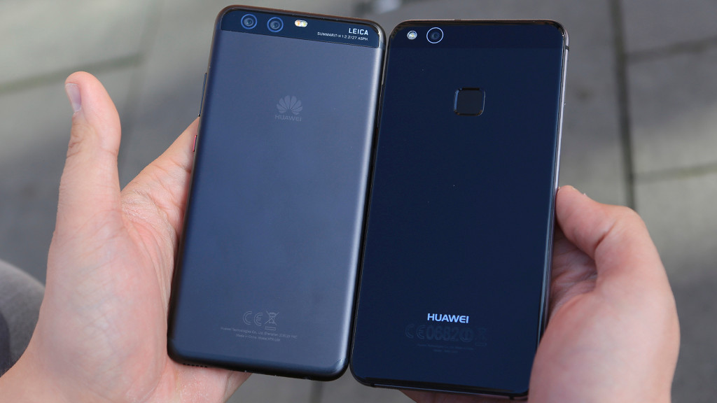 huawei p10 lite ds vs iphone 6s