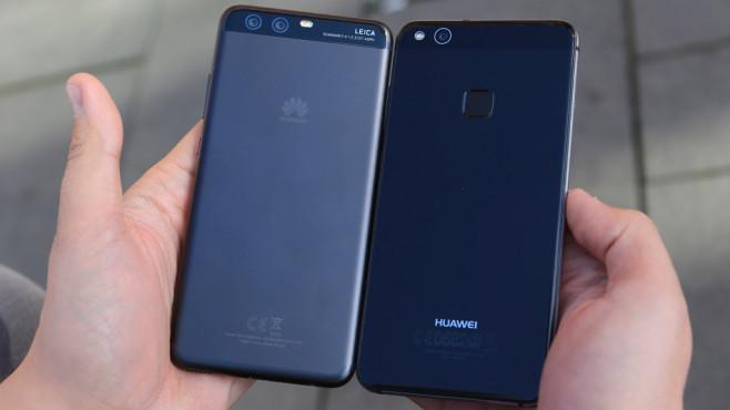 Huawei P10 Lite im Praxis-Test ©COMPUTER BILD