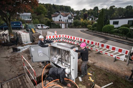 Telekom: Kooperation für besseren Netzausbau ©Telekom