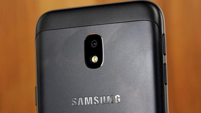 Samsung Galaxy J3 (2017) ©COMPUTER BILD