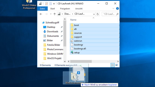 Windows 8.1 bedarf Nachbearbeitung (2) ©COMPUTER BILD