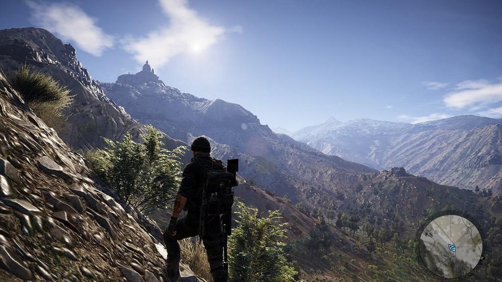 Ghost Recon Wildlands Screenshot PC ©Ubisoft