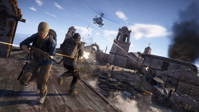 Ghost Recon – Wildlands: Bilder zum Ubisoft-Shooter © Ubisoft