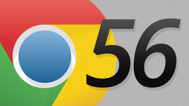 Google Chrome 56 ©Google