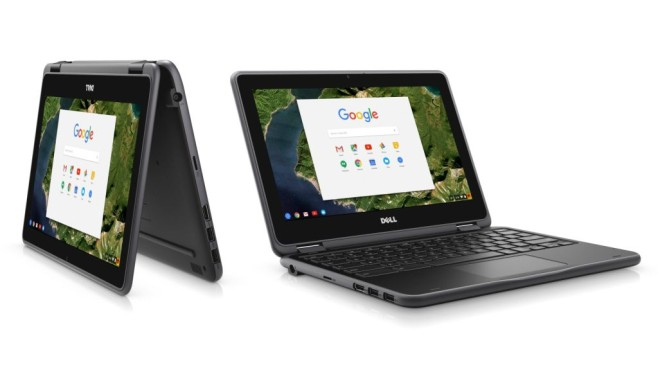 Chromebook 11: Convertible © Dell