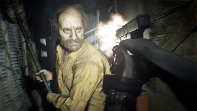 Resident Evil 7: Speedrun ©Capcom