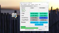 AS SSD Benchmark: Laufwerk aufs Tempo prüfen ©COMPUTER BILD