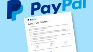 PayPal: Verbraucherschützer warnen vor Phishing-Mail Sieht aus wie PayPal, ist es aber nicht: Diese E-Mail stammt von hinterlistigen Betrügern.©Paypal