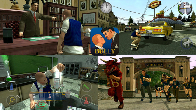 Bully – Anniversary Edition © Rockstar games