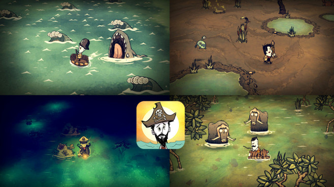 Don't Starve – Shipwrecked © Klei Entertainment