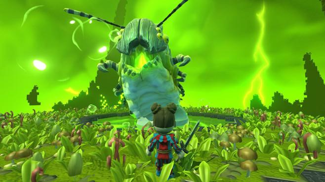 Portal Knights: Wurm ©Keen Games