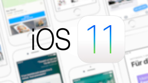 iOS 11 © Apple