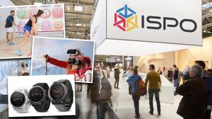 ISPO 2017 ©Messe München, Frauenhofer IIS, Interactive Squash, Garmin