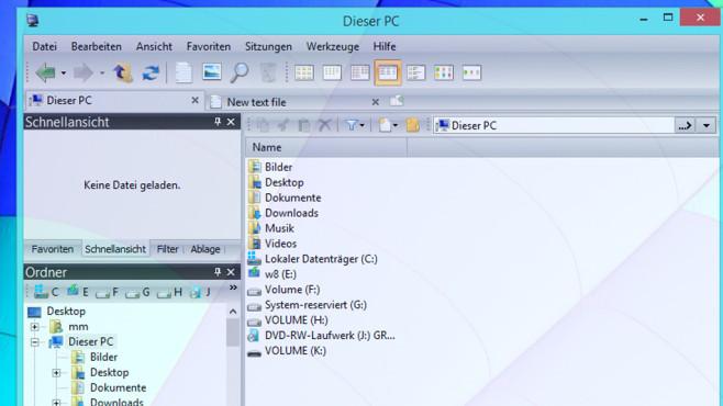 CubicExplorer: Dateien mit Firefox-2-Erinnerungen ansehen ©COMPUTER BILD
