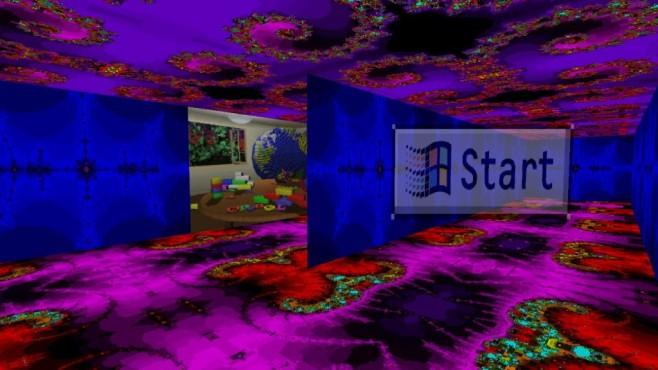 Screensaver Subterfuge (Windows-95-Bildschirmschoner als Gratis-Spiel) ©COMPUTER BILD