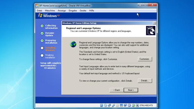 VirtualBox: Jedes System nachbilden ©COMPUTER BILD