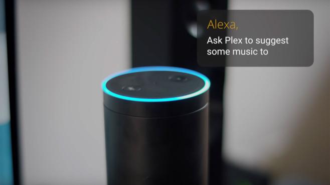 Plex: Alexa ©Plex