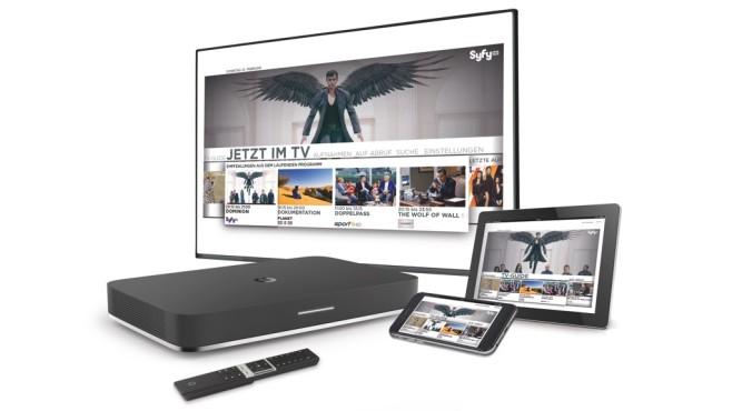 Giga TV ©Vodafone