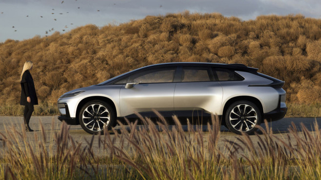 Faraday Future FF91 © Faraday Future